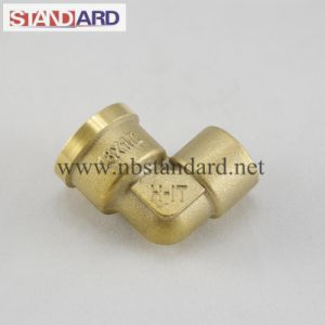 Female Solder Thread Brass Plumbing Fitting pictures & photos