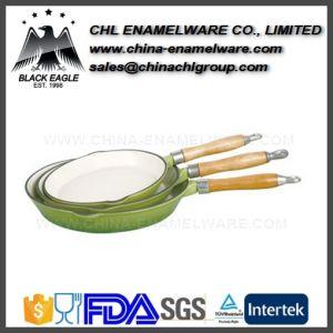 Amazon Wholesale Non Stick Cast Iron Enamel Casserole Cookware Set pictures & photos