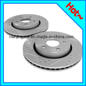 Auto Parts Brake Rotor Set for Jeep Commander 52089269ds pictures & photos