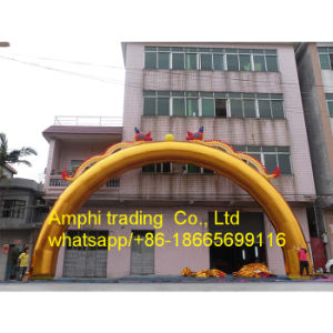 Customized Inflatable Entrance Arch for Advertising pictures & photos