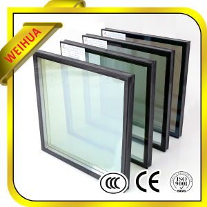 Low-E Coated Energy Saving Insulated Glass for Building Curtain Wall pictures & photos