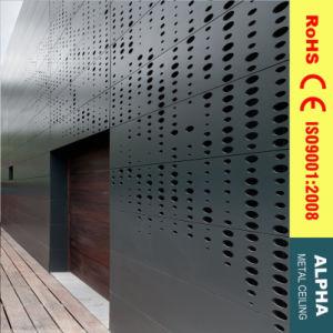 Customized Metal Aluminium Building Exterior Wall Claddings and Facade pictures & photos