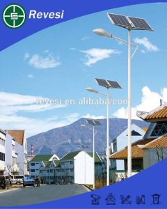 2016 Factory-Supply Solar Street Light with Pole pictures & photos