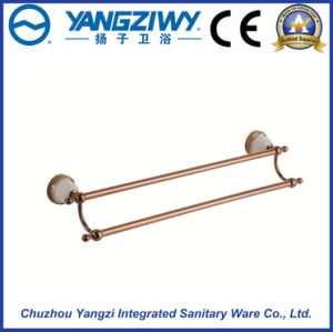 Bathroom Accessories Stainless Steel Double Towel Rack pictures & photos