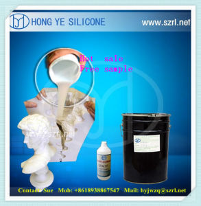 Multi Replicate Times Silicone Rubber for Statue Casting pictures & photos