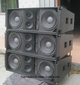 "Line Array Ds212 Dual 12"" 1200W PRO Sound System, Line Array, Line Array System pictures & photos"