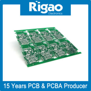 Panel Bare PCB Boards with Blue Solder Mask pictures & photos