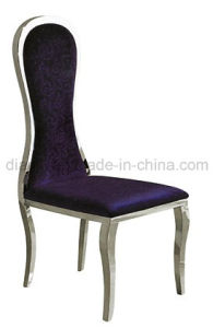 Dining Room Set Furniture Stainless Steel Banquet Dining Chair (B8883#) pictures & photos