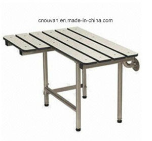 Folding Seat Bathroom Folding Resting Bench for Disabled and Child pictures & photos