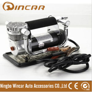 Portable Car Metal Air Compressor From Ningbo Wincar (W2010D) pictures & photos