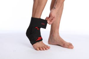 Adjustable Neoprene Fabric Pressurized Ankle Strap pictures & photos