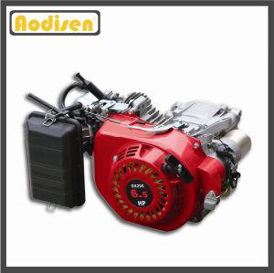 China 168f-1 Gasoline Water Pumnp Half Engine pictures & photos