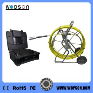 40mm CCTV System Digital Video Push Rod Sewer Inspection Camera pictures & photos