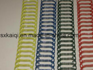 "5/16"" Double Loop Wire Binding pictures & photos"