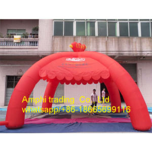 Pink Round Inflatable Air Arch with Logos pictures & photos
