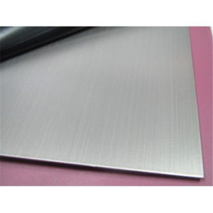 China Supplier AISI430 Material Stainless Steel Sheet Ba No. 4 Finish with PVC Coating pictures & photos