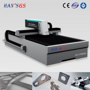Chinese Supplier 1500*3000mm YAG Laser Cutter for Metal Sheet pictures & photos