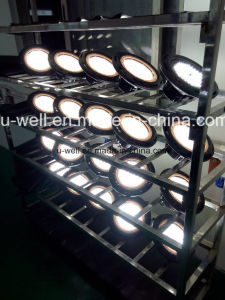 China Industrial UFO Highbay Lighting IP65 Waterproof 130lm/W 100W 160W 200W LED High Bay Light - China LED High Bay Light, UFO LED High Bay Light pictures & photos