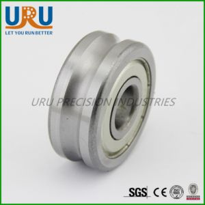 Gothic Arch U Groove Track Roller Bearing (LFR5301KDD LFR5301NPP) pictures & photos