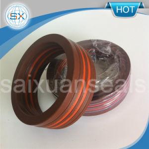 V Shape Ring PTFE/ Viton/NBR Fiber Packing Machine V Packing Seal pictures & photos