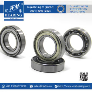 6006 Zz 2RS High Speed Spindle Radial Ball Bearing pictures & photos