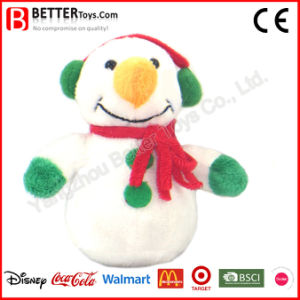 Christmas Gift Stuffed Toy Snowman for Kid pictures & photos