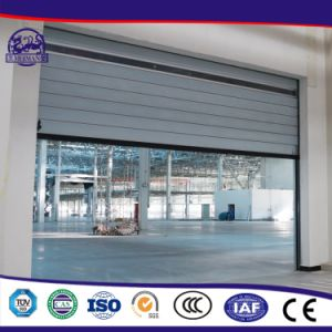 Best Selling Easy to Clean High Speed Roll up Door pictures & photos