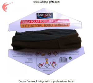 2015 Polyester Scarves with Polar Fleece (YH-HS110) pictures & photos