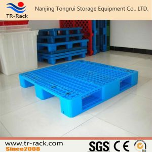 Heavy Duty Euro Plastic Pallet for Pallet Racking pictures & photos