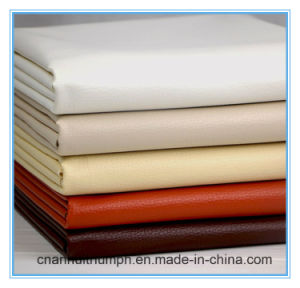 Soft and High Quality PU Leathe for Shoes and Bags and Sofa pictures & photos