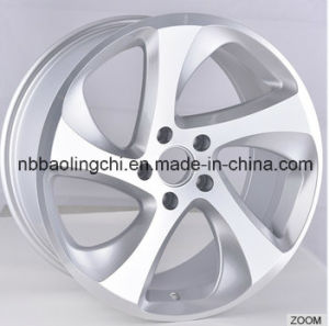 15-18 Inch Aluminum Wheel with PCD 4/5X100-120 pictures & photos