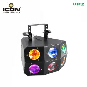 24X3w RGBA 4in1 LED Beam Light for Stage Light with Ce pictures & photos