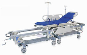 AG-HS003 Connecting Operation Room Transport Patient Emergency Stretcher pictures & photos
