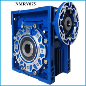 Nmrv075 Speed Gearbox Motor Reducer pictures & photos