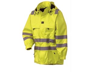 Waterproof Breathable Antistatic Flame Retardant Hi Vis Jacket pictures & photos