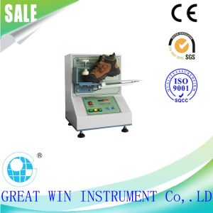 Whole Shoe Stiffness Testing Machine/Equipment (GW-160) pictures & photos