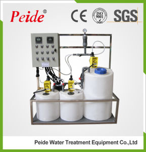 Chlorine Dosing System in Water Treatment Plant pictures & photos