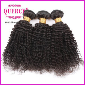 New Arrival 2017 Wholesale Brazilian Kinky Curly Virgin Hair with Closure pictures & photos