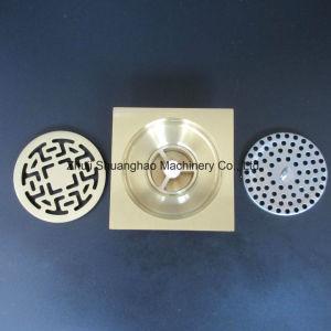 Brass Floor Drain Bathroom Accessories pictures & photos