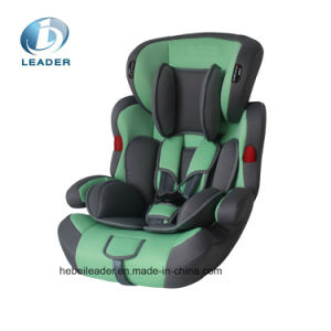 Portable Infant Baby Safety Car Seat with ECE R 44/04 for Group 1, 2, 3 (9-36kgs) pictures & photos