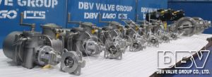 Industrial Electric Triple Eccentric CF8 Wafer Butterfly Valve pictures & photos