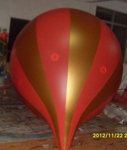 Outdoor Flying Advertising Helium Water Drop Balloon pictures & photos