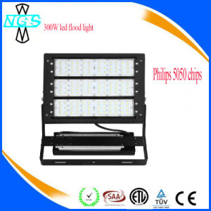 High Power 300W LED Flood Light with Philips 5050 LED Chip pictures & photos
