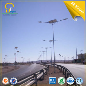 Two Lamps Solar Powered Street Lights (BR-D1) pictures & photos