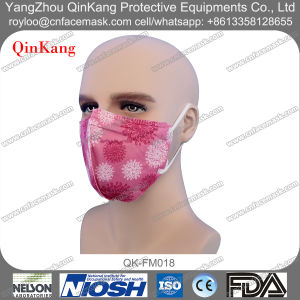 Niosh N95 Sanitary Protective Foldable Face Mask pictures & photos