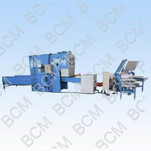 Fiber Bale Opening & Cushion Filling Machine pictures & photos
