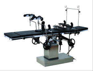 The Cheapest Medical Equipment Surgical Electro Hydraulic Operation Table pictures & photos