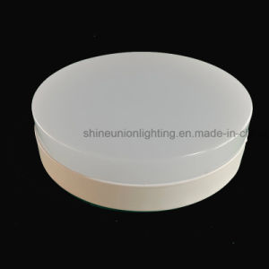 Round Backlit 12W LED Panel Light for Surface pictures & photos