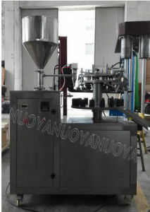 Jgf Metal Hose Sealing and Filling Machine pictures & photos