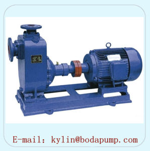 Plastic Chemical Self-Priming Pump pictures & photos